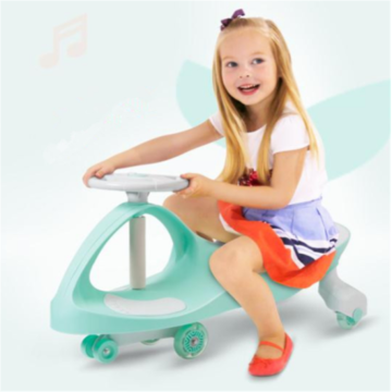 Baby Swing Outdoor Car Classic Twist Toy Car
