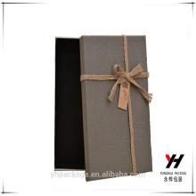 Große Qualitäts-konkurrenzfähiger Preis-Pappdeckel und Basis-Geschenkbox für das Verpacken