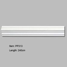 PU Decorative Plain Panel Mouldings