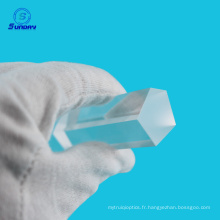 Quartz optique Penta Angle Prism