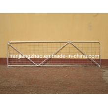 Portes de ferme en treillis métallique soudé (XM-FG7)