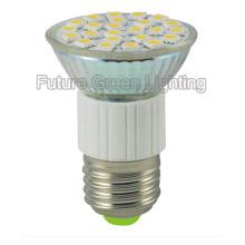 Lámpara LED SMD5050 Proyector JDR E27