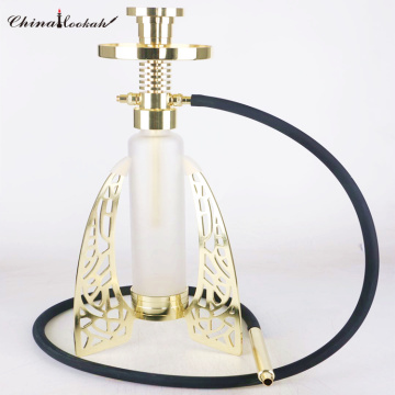 2020New fancy wholesale stainless steel hookah shisha