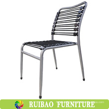 Wholesale New Arrival Metal Frame Colorful Visitor Low Seat Chair