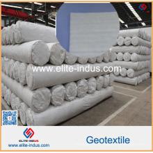 Geotêxtil de Fibra Curta de Polipropileno de Fábrica de Acupuntura de Grampos