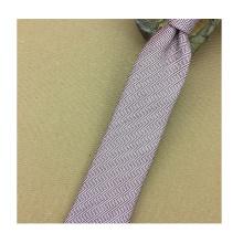 Seide gewebt Krawatte Stoff