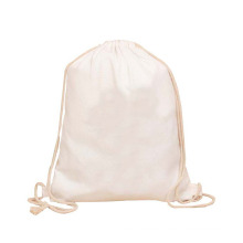 oem custom printing logo dust proof cloth shoes pouch travel organic cotton drawstring bag for sale