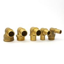 Raccords de tuyaux en laiton et en bronze
