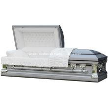 Cercueil de Jeff Silver 32 onces cuivre coin carré