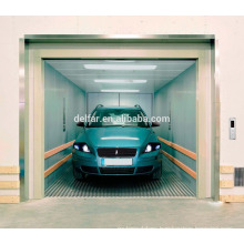 SMR car elevator with best quality and stable quality from Delfar