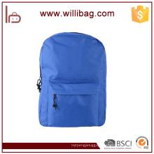 China Supplier Wholesale Cheap Simple Plain Backpacks