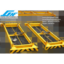 Terme de livraison court Semi Auto Container Spreaders