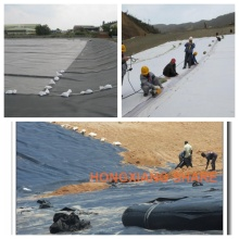 Fabricación Suministro Impermeable HDPE Smooth Liners