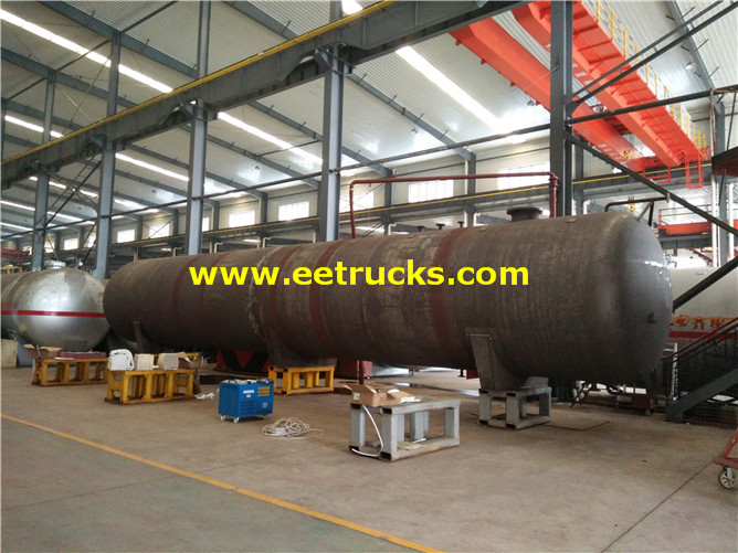 Propane Domestic Steel Tanks