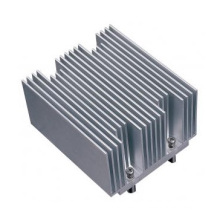 Dissipateur thermique en aluminium d'extrusion pour PC