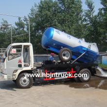 Petit camion de nettoyage des égouts de 3000 litres