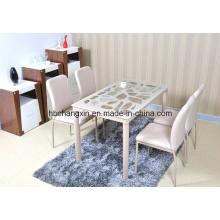 Mais barato novo Design moderno alta qualidade mesa de jantar