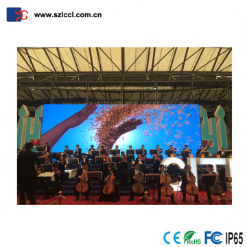 Módulo de LED flexible para video wall
