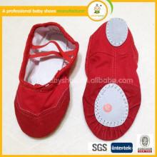 Weihnachtsgeschenk Happy Flute Neugeborene Baby Schuhe Baby Viscese Häkeln Ballett Schuhe Band Blume erste Walker Schuhe mischen