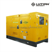 100kw Super-Silent Type Diesel Generators Power Generator