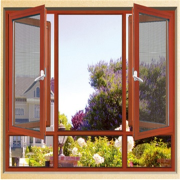Aluminum Side Hung Window Opening Inward