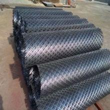 Rollos de malla metálica expandida y panel para seguridad