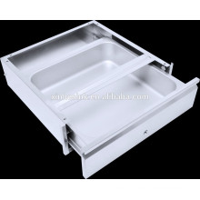 Stainless Steel GN Pan Gastronorm Pan Drawers with lock
