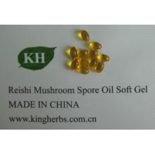 Reishi Spore Oil Softgel of High Grade