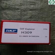 China Manga del adaptador del rodamiento de bolitas de la uno mismo-alineación Suecia SKF H312