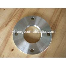Steel/Carbon Steel Flange, Comes in Welding Neck, Slip-on and Blind Types