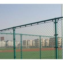 PVC Покрынная/Гальванизированная Загородка звена цепи Сделано в Китае