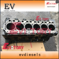 TB45 cylinder head block crankshaft connecting rod