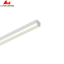 High quality Replaceable Led Strip Indoor Conference Room Office Suspended Up Down Linear Pendant Light