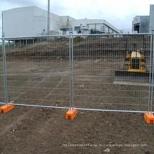 Легко собранный Австралия временный забор для большая детская площадка