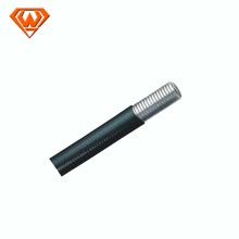 conducto de metal flexible hermético con revestimientos de PVC