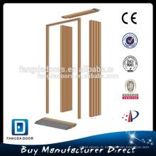 Fangda abattre le montant de la porte en bois