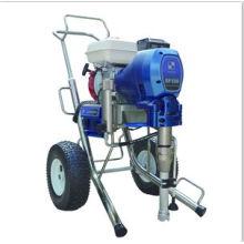 Machine de pulvérisateur de peinture de moteur à gaz de rendement élevé