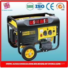 2kw Gasoline Generator for Home Supply with High Quality (SP2500E2)