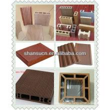 Holz Plasitc Extruder / Holz Kunststoff Maschinen