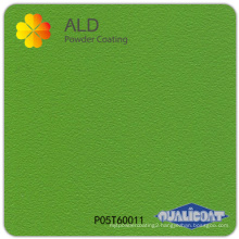 Green Powder Coating Paint (A10)