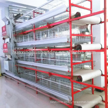Hot-galvanizing chicken layer cage price the cheapest