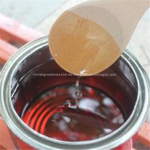 Aceite de nuez de tung resistente al agua para revestimiento de acabado antioxidante