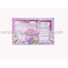 906990502 funny and lovely doll,electronic toy doll, B/O 18 inch baby doll
