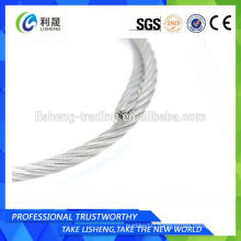 7x7 Galvanized Steel Cable
