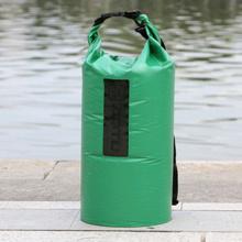 40L wasserdichtes trockenes Beutel-kampierendes treibendes Wasser-Beutel