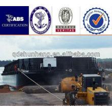 ShunHang Brand Dia1.5mX18m tubo de salvamento de la nave de goma