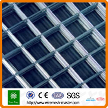 2015 galvanized electric welded wire mesh fence