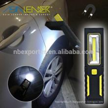 50% COB Light-100% COB Light- 4LED Light -Off Super Bright COB LED Inspection Work Light