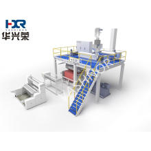 Polypropylene Filter Maker  Nonwoven Fabric machine