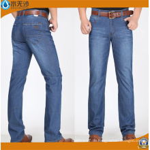 Herrenbekleidung Kausal Bleistift Hosen Großhandel Junge Männer Skinny Denim Jeans
